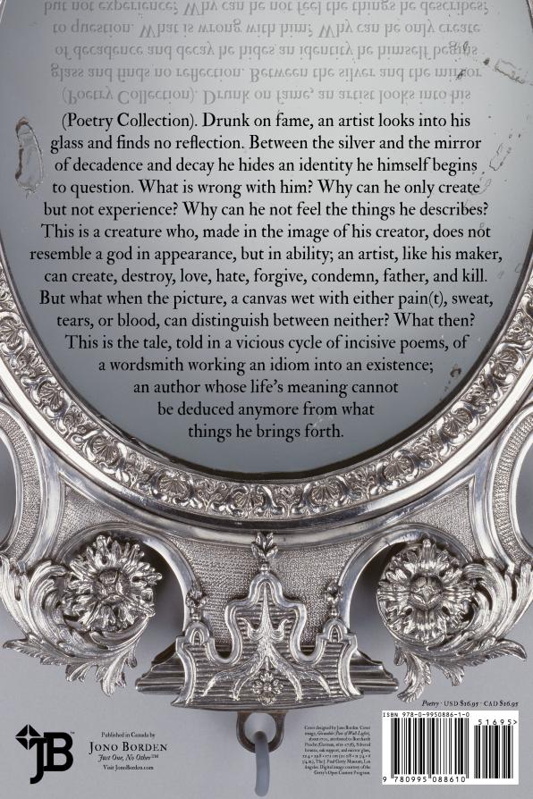 Jono Borden – Between the Silver and the Mirror