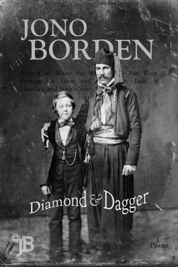 Jono Borden – Diamond & Dagger
