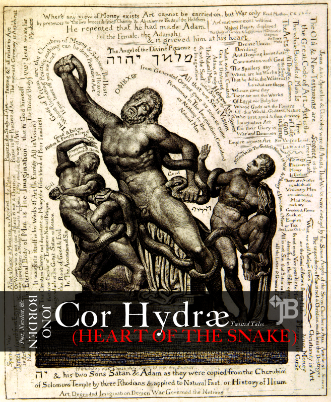 Jono Borden – Cor Hydræ (Heart of the Snake): Twisted Tales